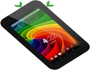 Toshiba Excite 7c AT7-B8 hard reset