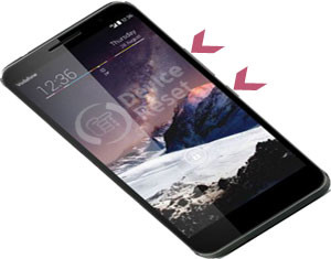 Vodafone Smart 4 max hard reset