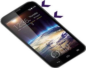 Vodafone Smart 4 power hard reset