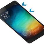 Xiaomi Mi 4i hard reset