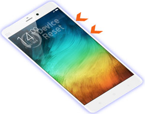 Xiaomi Mi Note Hard Reset