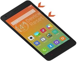 Xiaomi Redmi 2 Prime hard reset