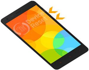 Xiaomi Redmi 2 Hard Reset