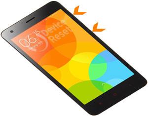 Xiaomi Redmi 2A Hard Reset