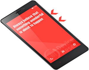 Xiaomi Redmi Note 4G hard reset