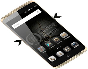 ZTE Axon Elite Hard Reset