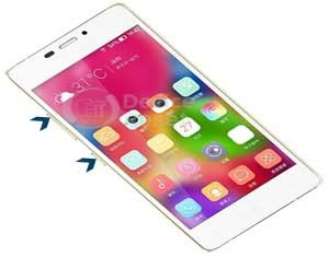 Gionee Elife S5.1 hard reset