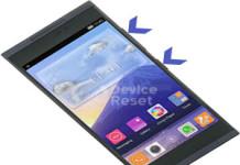 Gionee Gpad G5 hard reset