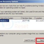windows 7 system restore