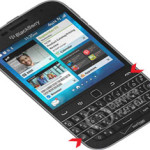 BlackBerry Classic Non Camera hard reset