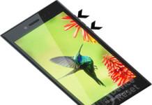 BlackBerry Leap hard reset