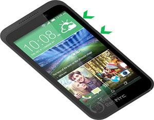 HTC Desire 320 hard reset