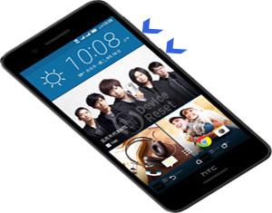 HTC Desire 728 Dual Sim hard reset
