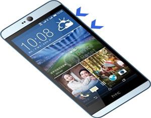HTC Desire 826 Dual Sim hard reset