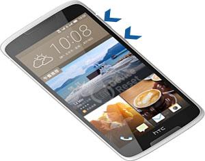 HTC Desire 828 Dual Sim hard reset