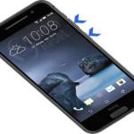 HTC One A9 hard reset