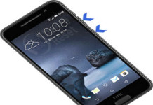 HTC One A9 hard reset
