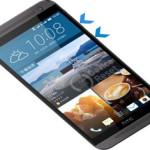HTC One E9 hard reset