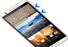 HTC One E9s Dual SIM hard reset