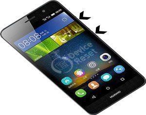 Huawei Enjoy 5 hard reset