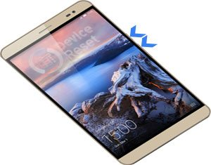 Huawei MediaPad X2 hard reset