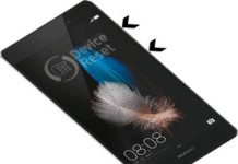 Huawei P8lite hard reset