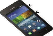 Huawei Y360 hard reset