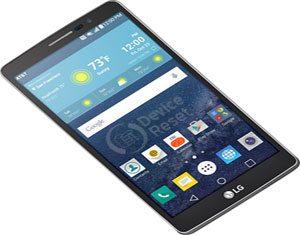 LG G Vista 2 hard reset
