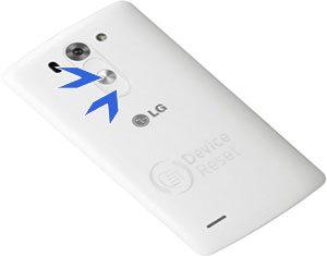 LG G4 Beat hard reset