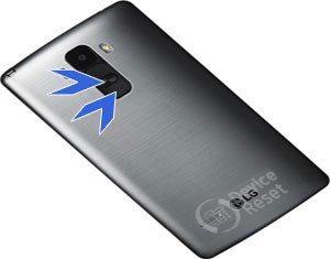 LG G4 Stylus hard reset
