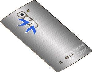 LG G4c hard reset