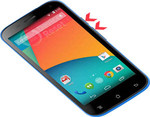Maxwest Virtue Z5 hard reset