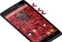 Motorola DROID Maxx hard reset