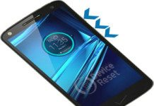 Motorola Droid Turbo 2 hard reset