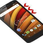 Motorola Moto X Force hard reset