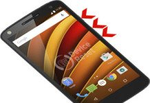 Motorola Moto X Force hard reset