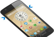 Prestigio MultiPhone 5504 Duo hard reset