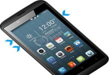 QMobile T50 Bolt hard reset