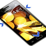 Samsung Galaxy I8250 hard reset