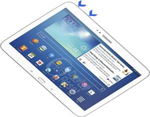Samsung Galaxy Tab 3 10.1 P5220 hard reset