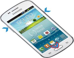 Samsung Galaxy Trend II Duos S7572 hard reset
