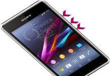 Sony Xperia E1 hard reset