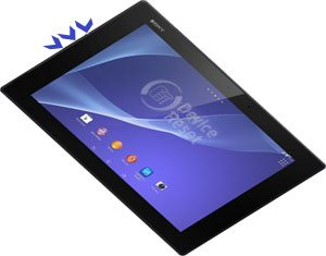 Sony Xperia Z2 Tablet LTE hard reset