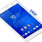 Sony Xperia Z3 Tablet Compact hard reset