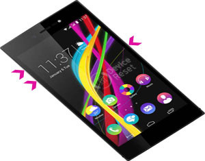 Wiko Highway Star 4G hard reset