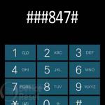 Alcatel Pop Up reset code
