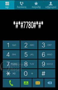QMobile Noir S5 format code