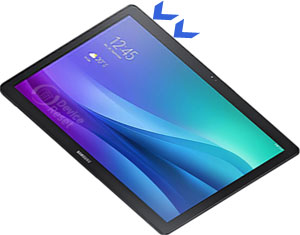 Samsung Galaxy View hard reset