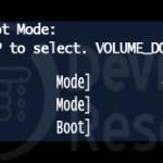 Alcatel Pop Up hard reset