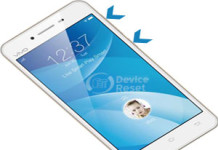 vivo Y35 hard reset